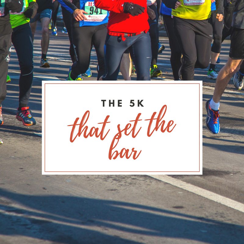 The 5K That Became A Guideline For All 5k's